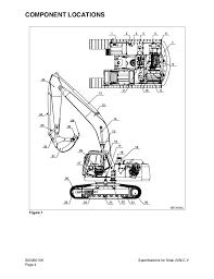 doosan daewoo solar 225lc v excavator service repair manual sn:1001 a