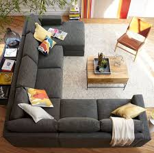 discount modern living room furniture. u-shaped sectional for new garage conversion family room discount modern living furniture