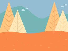 Arrival Of Autumn Backgrounds Presnetation Ppt Backgrounds Templates