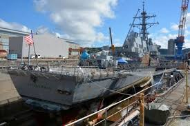 Navy Seamanship U S Navy Citing Poor Seamanship Removes Commanders Of