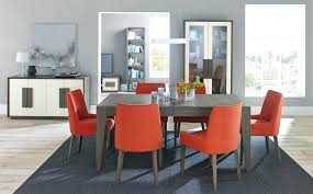 orange dining chair the modern chairs ideas home design image of burnt covers