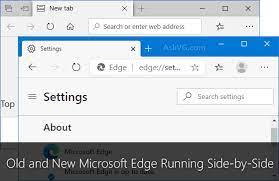 fix microsoft edge legacy shortcut not