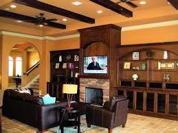 Amazoncom SEI Antebellum Media Console With Electric Fireplace Sams Club Fireplace