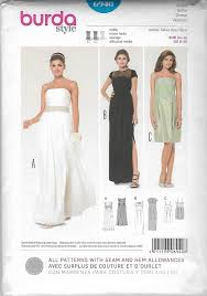 Bridal Sewing Patterns Magnificent Design