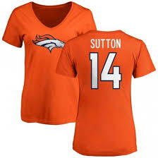 Sutton - Courtland Orange Number Fit amp; Women's T-shirt Broncos Slim Denver Name Logo fbcdfbcbcfbfdbff|Motion Pictures, Music, Sports And More!