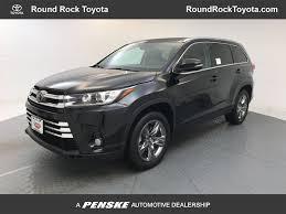 2018 New Toyota Highlander Limited Platinum V6 FWD at Round Rock ...