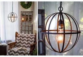 axel large orb chandelier iron large orb chandelier
