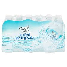 Walmart Palatka Fl Great Value Purified Drinking Water 16 9 Fl Oz 24 Count Walmart Com