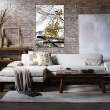 Industrial Living Room Design Industrial Living Room Furniture Warm Industrial Welcomes With