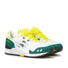 Asics Gel Lyte Iii Og Green Yellow