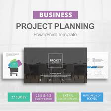 Planning A Presentation Template Project Planning Powerpoint Template