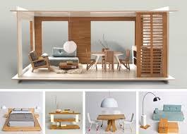 contemporary dollhouse furniture. Perfect Dollhouse Modest Dollhouse Furniture Modern With Sets On Contemporary S