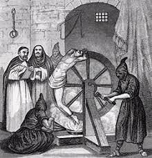 Resultado de imagen para la iglesia y la inquisición