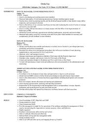 Estate Manager Resume Samples Velvet Jobs