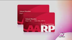 benefits AARP offers ...
