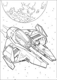 Star Wars Ship 8 Coloring Page 374525 Robots Pinterestdruckbare