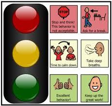 Printable Red Light Green Light Behavior Chart Traffic Light For Behavior Worksheets Teaching Resources Tpt