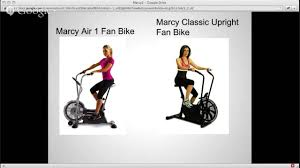 fan exercise bike. marcy exercise fan bike reviews - air 1 vs classic upright e
