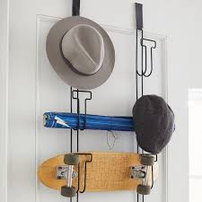 Over The Door Hat Rack Gorgeous Over The Door Hat Rack PBteen