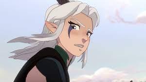 Rayla, The Dragon Prince, anime ...