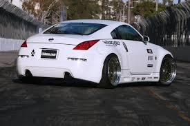 nissan 350z white custom. Contemporary Nissan Nissan 350z White Custom 184 On