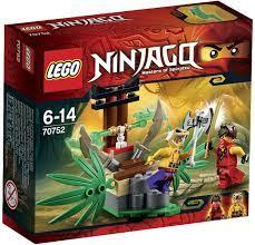 Ninjago LEGO Jungle Trap: Amazon.de: Spielzeug