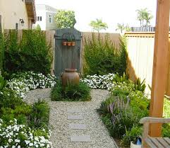 Landscape Design For Small Backyards Awesome A Charming Gravel Garden Debora Carl Landscape Design
