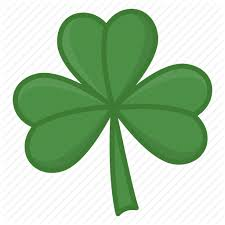<b>Green leaf</b>, <b>irish</b>, luck icon, saint patrick's day, shamrock, three ...