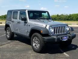 2018 jeep wrangler unlimited rubicon in bloomington illinois 61704