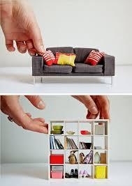 mini furniture. \ Mini Furniture U