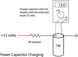 everything car audio wiring diagrams here s how to wire two capacitors in a system