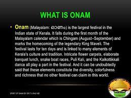 onam spirit of unity