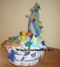 special tip sailing boat tub gift basket