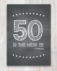 Funny 50th Birthday Card Printable Etsy