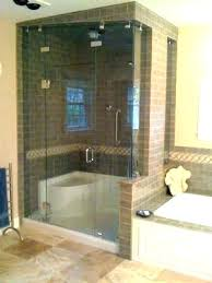 corner steam shower a newly remodeled bathroom that added reviews relaxon whirlpool spa bath