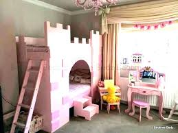 diy bed tent girls bed tent princess castle twin beds for toddlers bunk kit only top