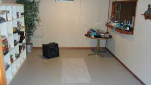 photo 1 of 7 easy basement flooring ideas concrete slab thickness bat wall floor cost calculator paint for repair