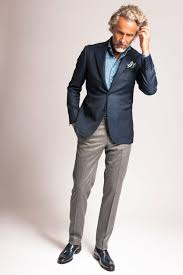 Dark Grey Pants With Light Grey Jacket How To Wear Blue Gray A Classic Menswear Color