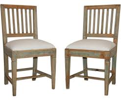 swedish gustavian dining chairs pertaining to awesome household country dining chairs decor