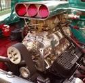 Нагнетатель воздуха на двигатель