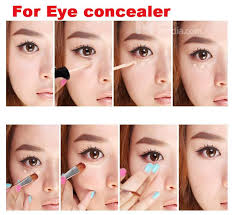 eyes with makeup concealing your dark circles the best makeup s to conceal