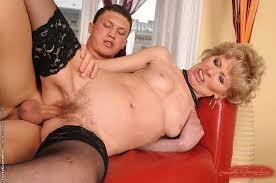Hairy moms young hairy boys