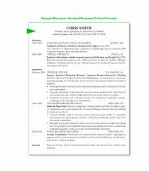 Sample Mba Resume Harvard Mba Resume Format Awesome Resume With Mba Example Sample Mba 23