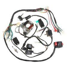 atv harness ebay 50Cc Chinese ATV Wiring Diagram 50 70 90 110 125cc cdi wiring harness coil stator assembly atv electric quad b2