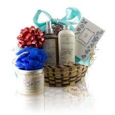 new baby gift basket enlarge