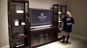 hooker furniture entertainment center. 3-pc Windermere Entertainment Center By Hooker Furniture | Home Gallery Stores 2