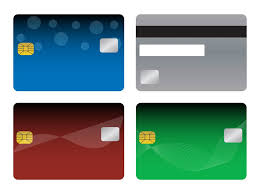 cards templates bank cards templates vector art graphics freevector com