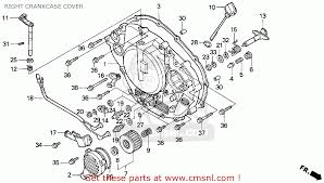 honda trx 300 engine diagram honda wiring diagrams