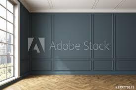 Image Interior 3d Empty Dark Gray Room Interior Window Adobe Stock Empty Dark Gray Room Interior Window Buy This Stock Photo And