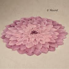 adilyn round rug purple